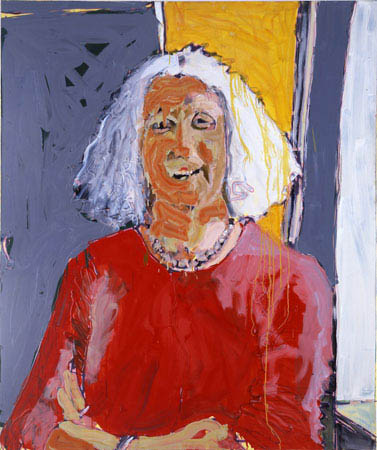 """Stefany"" 72 x 60 inches 2003"