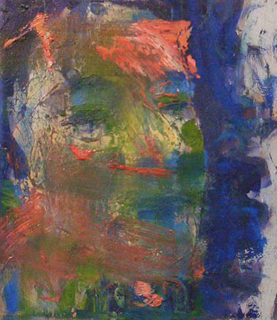 """Emily"" 10 x 8 inches 2004"