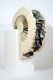 Brian Dettmer: Altered Books - Saturation Will Result