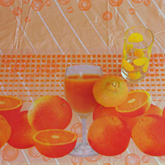 By Invitation Only - Still Life (orange juice)