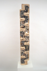 Brian Dettmer: Altered Books - Smith's Scientific Series