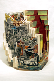 Brian Dettmer: Altered Books image 2