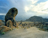 Doug Hall - Gene Autry Rock, Alabama Hills, California