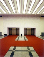 Doug Hall - Main Entrance Hall, Council of State Building,