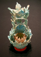 Eugene Von Bruenchenhein - Bud Vase