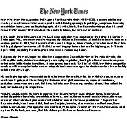 Carry On - The New York Times