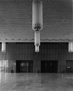 Doug Hall - Second Floor Foyer, Council of State Building, Berlin (East)