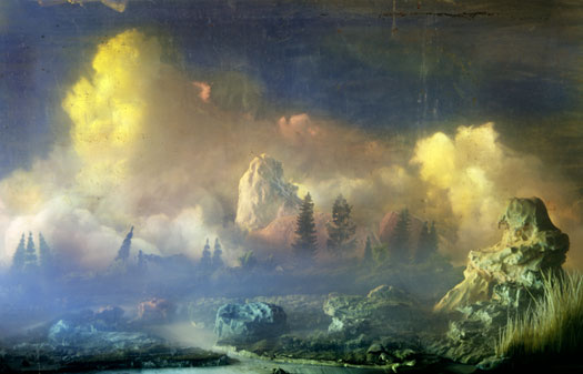 Kim Keever detail image