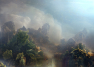 Kim Keever - Forest 58e