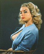 Russ Meyer - Eve in Blue Sweater