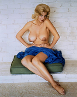 Russ Meyer - Lorna on Green Cushion