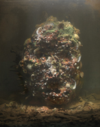 Kim Keever - Shell Man 32