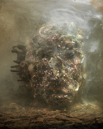 Kim Keever - Shell Man 38