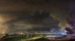 Kim Keever - West 182
