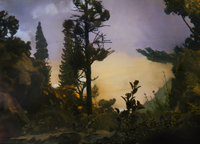 Kim Keever - West 96k