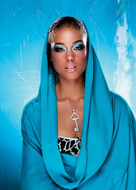 LaChapelle Studio - Po... Alicia Keys