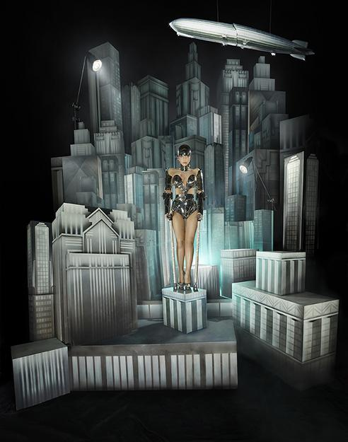 Lady Gaga: Metropolis