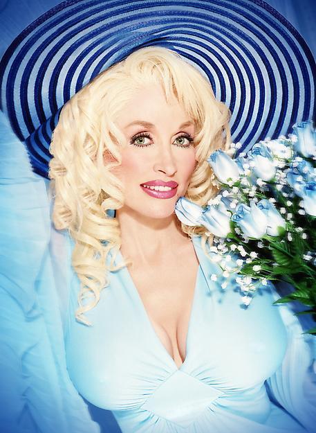 LaChapelle Studio Portraits Dolly Parton