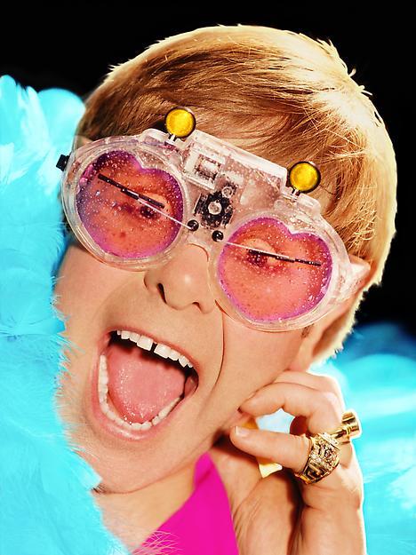 David LaChapelle a Venezia - Elton John