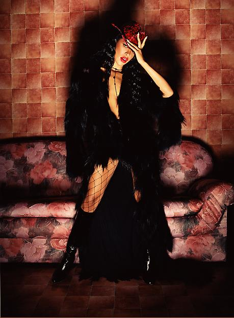 Film >> LaChapelle Studio - Portraits - Aaliyah