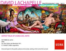 Artist Talk at Usina Del Arte