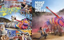 Diesel: Make Love Not Walls