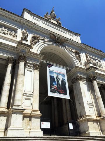 Lachapelle studio exhibitions museum palazzo delle for Palazzo delle esposizioni rome italy