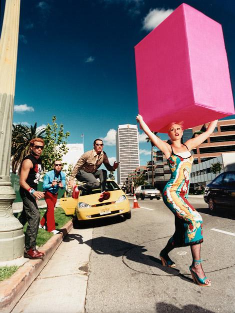 Gwen Stefani What >> LaChapelle Studio - Portraits - No Doubt