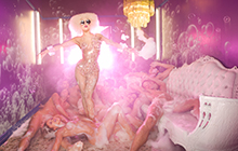 LADY GAGA: PINK ROOM