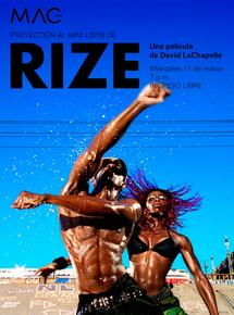 Rize  screening @ MAC-Lima