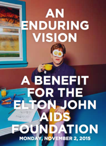 Elton John AIDS Foundation's 14th Annual 'An Enduring Vision' Benefit Gala