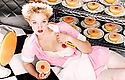 DREW BARRYMORE: A Waitress