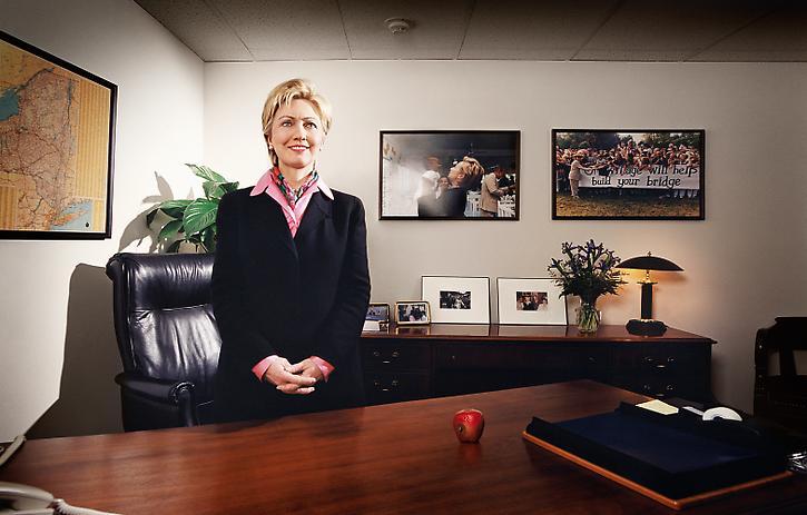 David LaChapelle a Venezia - Hilary Clinton