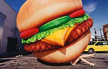 Italian Vogue: Death By Hamburger