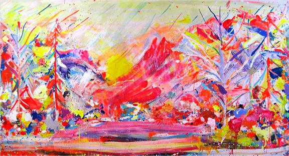 The Hudson River     