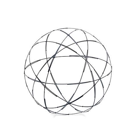 Sphere 2002 spring steel h. 48 cm
