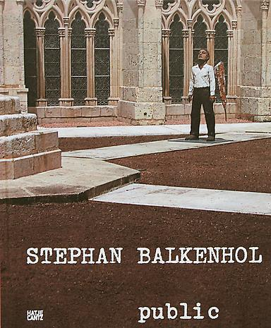 STEPHAN BALKENHOL - PUBLIC  Hardback 143 pp Illustrated throughout 28,5 x 23,5 cm Text by Andreas Franzke and Eckhard Nordhofen Published by Hatje Cantz Verlag, Ostfildern, Germany 2009 German/English ISBN 978-7757-2293-3