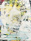 Vit kaffekanna 2007 oil on canvas 116 x 89 cm