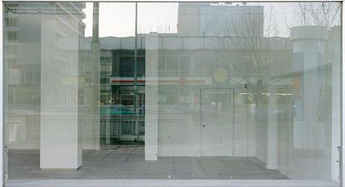 No 4 Ed. 5/6 2003 photoprint behind perspex 150 x 271 cm