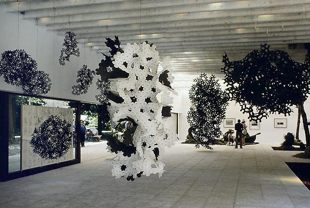 Installation view Venice Biennale 1978