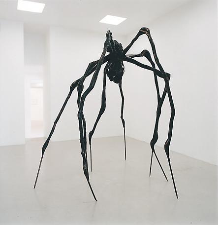 Spider 1997 bronze  282 x 216 x 211 cm