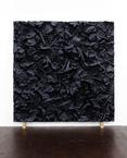 Desat Ground, 2015/2016 pigmented polyvinyl, polyurethane 150 x 150 cm