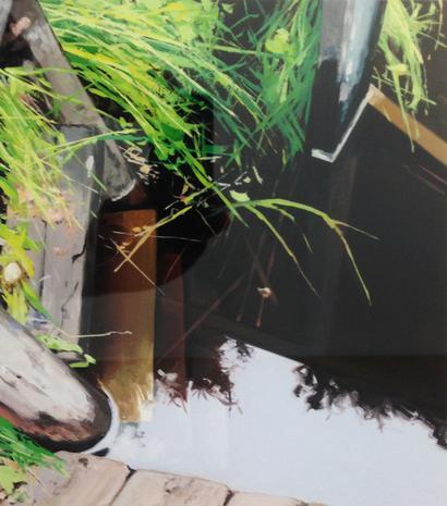 Morgon 2015 giclée print 65 x 65 cm Ed. 30  SEK 5000