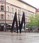 public commission for the city of Borås, Sweden 2010