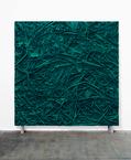 PG7/18 Grass, 2015/2016 pigmented polyvinyl, polyurethane 150 x 150 cm