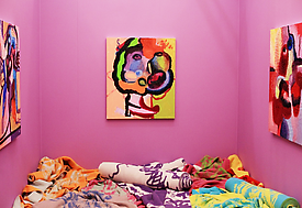 Bjarne Melgaard top 10 things to see at Frieze New York