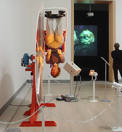Ride 1:1 installation view from Moderna Museet, Stockholm 2006