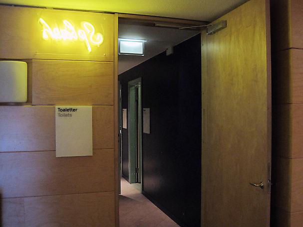 Ride 1:5 Splash (live performance) Moderna Museet, Stockholm, 2011