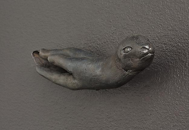 Selkie 2014 bronze  ed. 6 9 x 9 x 25 cm