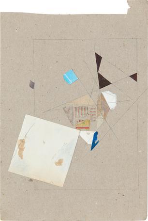 Untitled 2013 - 2014 mixed media 33 x 26 cm